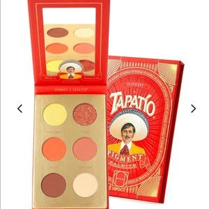 BNIB Hipdot Tapatio eyeshadow palette
